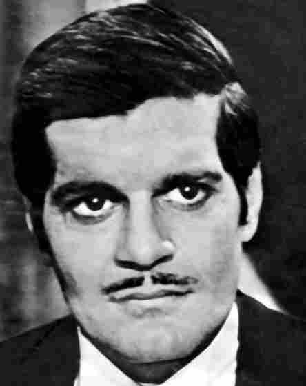 Omar Sharif - Gallery Photo